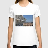 rome T-shirts featuring Rome by AntWoman