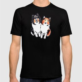 Shetland Sheepdogs T-shirt