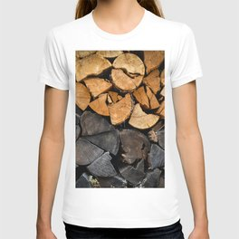 Fire Wood T-shirt