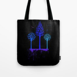 Unsteady Ground Tote Bag