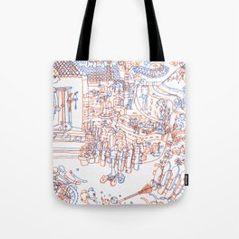 Luka and the Fire of Life Tote Bag