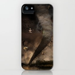 The twister iPhone Case
