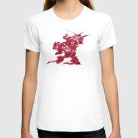 final fantasy T-shirts featuring FINAL FANTASY VI by DrakenStuff+