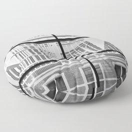 Amsterdam Window Floor Pillow