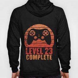 Level 23 Complete Vintage Shirt 23rd Wedding Anniversary Tee Hoody