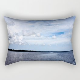 Lake Wimico Rectangular Pillow