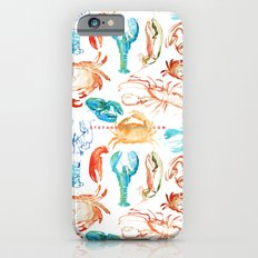 Spring Yeah! - Lobster&Crabs iPhone 6s Slim Case