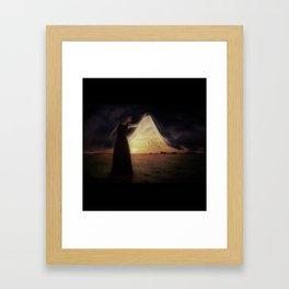 Unveiling Framed Art Print