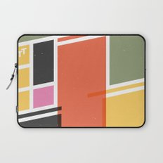 SECRET CYCLING FLAG - VOIGT Laptop Sleeve