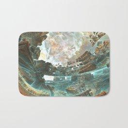 Aqua Space Shipyard Bath Mat