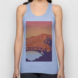 My Nature Collection No. 65 Unisex Tank Top