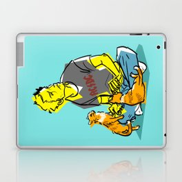 cas n' cats Laptop & iPad Skin