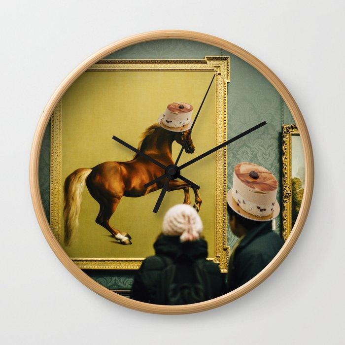 mimesis Wall Clock