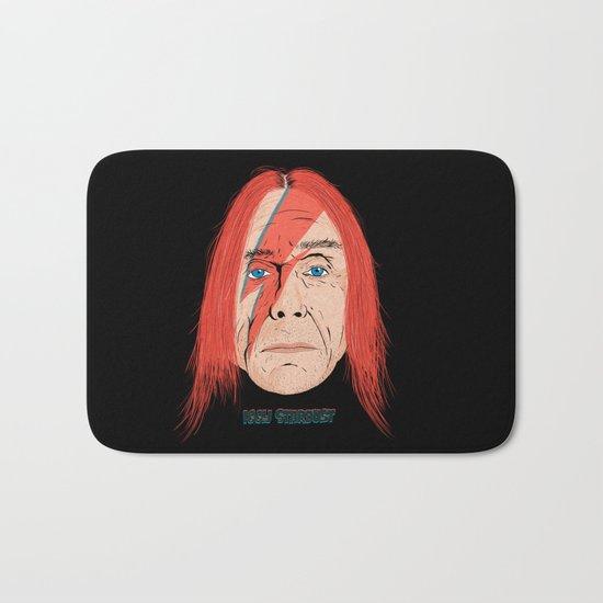 Iggy Stardust Bath Mat