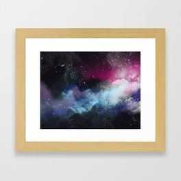 Nebula: Dreamescape Framed Art Print
