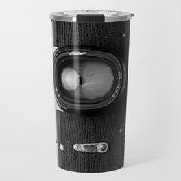 Camera style Travel Mug