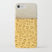 beer iPhone & iPod Cases featuring Beer by Rorzzer