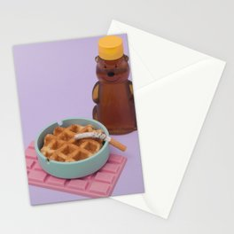 Good mornin honey Stationery Cards