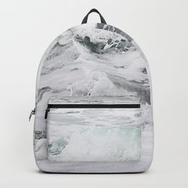 Minty bubble gum Backpack