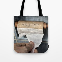 the last thought Tote Bag