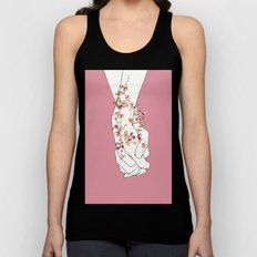 Never Let Me Go Unisex Tank Top