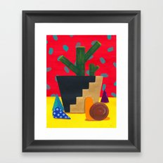 Imaginary Still Life 3 Framed Art Print