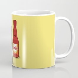 The Hot Sauces Coffee Mug