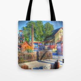 Western Yard Tote Bag