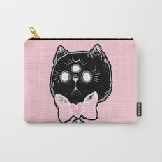 Witchy Kitten Carry-All Pouch