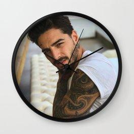 Maluma Wall Clock