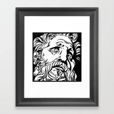 To Elysium Framed Art Print