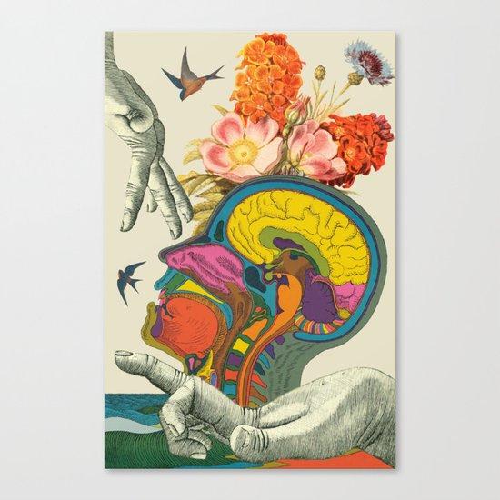 Tonic-Clonic Canvas Print