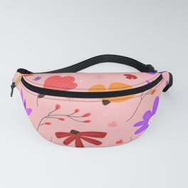 Spring meadow #043 Fanny Pack
