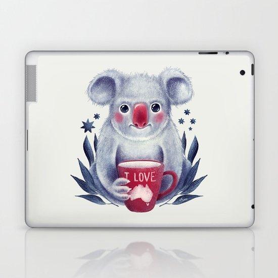 I♥Australia Laptop & iPad Skin