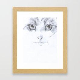 Teti Framed Art Print