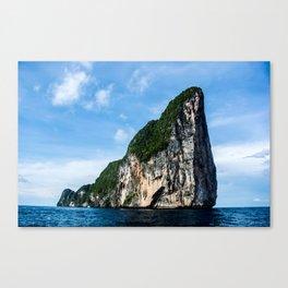 Thai Island Canvas Print