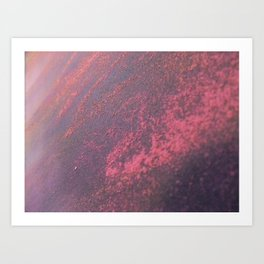 Pinks 1 Art Print