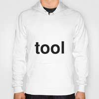 tool Hoodies featuring tool by linguistic94