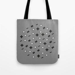 Math Homeworks Cloud - Subtraction Tote Bag
