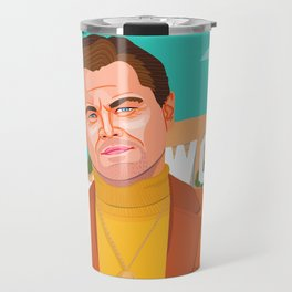 Once Upon A Time in Hollywood Travel Mug
