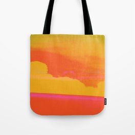 Signs in the Sky Collection - Rising Sun Tote Bag