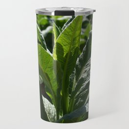 Lush in Green Travel Mug