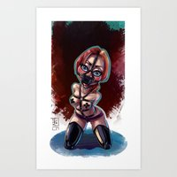 Bound#14 Art Print