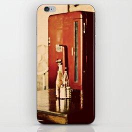 BBq still life iPhone Skin