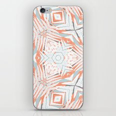 Planthouse 2 Coral iPhone & iPod Skin