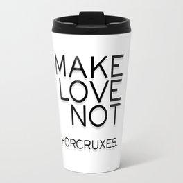 make love Travel Mug