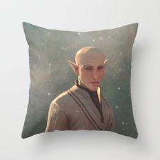 Solas Throw Pillow
