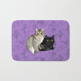 Trixie and Monty Bath Mat