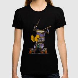 Robot-Parade-FOUR T-shirt