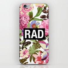 RAD iPhone & iPod Skin